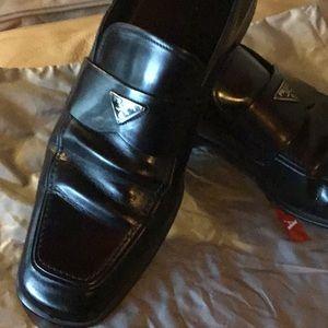 Prada Men's Loafers—size US 11, Euro 10